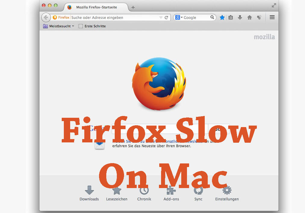 How to Quick Fix - If Your Firefox Slow on Mac 2018
