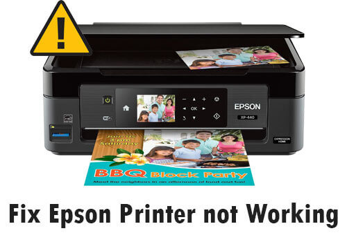 Image result for epson printer not printing