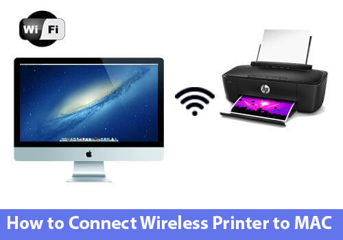One Stop Solution to Know How to Connect Wireless Printer to